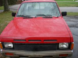 1986 Nissan 720 Pick-Up