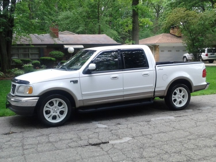 2001 F150 Supercrew >> Taylormade42 2001 Ford F150 SuperCrew Cab Specs, Photos