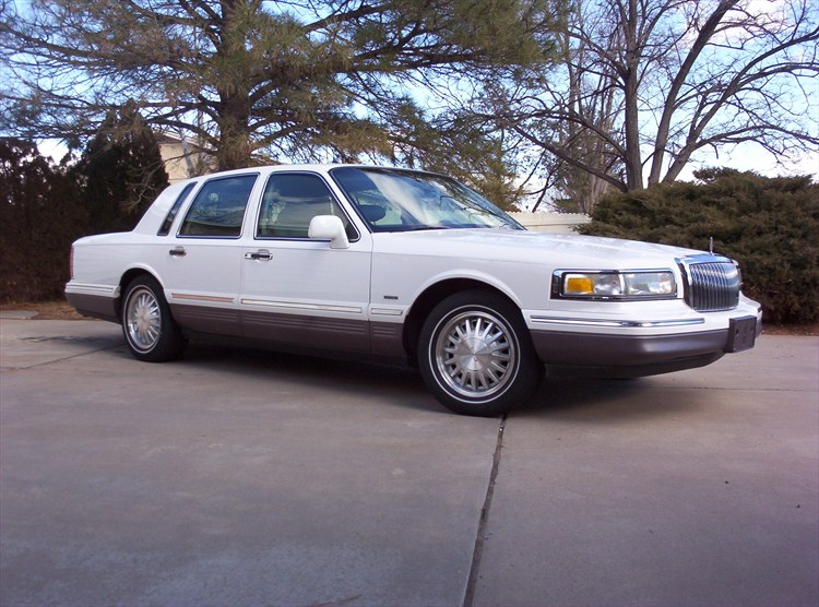 White Lincoln 1988 Lincoln Mark Vii Specs Photos Modification Info