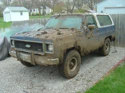 king_lincoln 1974 Chevrolet Blazer