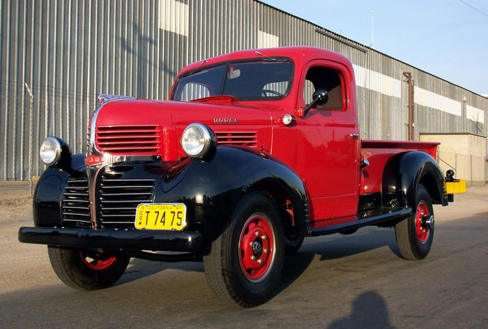 nickspyder27 1947 Dodge W-Series Pickup