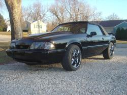 king_lincoln 1990 Ford Mustang
