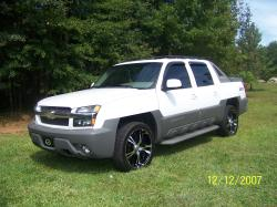 Phowington 2002 Chevrolet Avalanche 2500