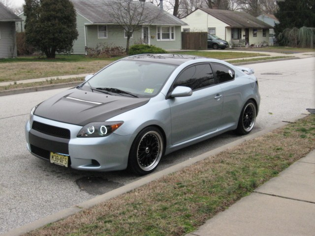 Ryanderer 2006 Scion Tc Specs Photos Modification Info