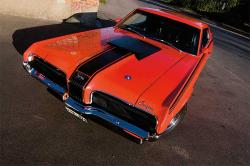 nickspyder27's 1968 Mercury Cougar