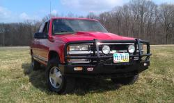 Lone Wolf 1997 Chevrolet Silverado 1500 Extended Cab