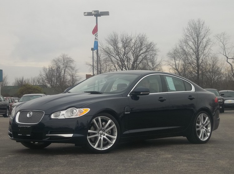 willzett 2010 Jaguar XF 18886074
