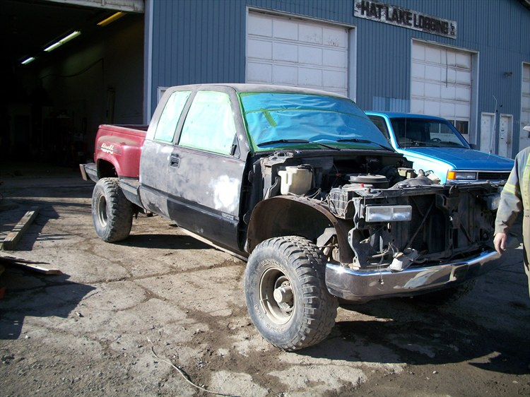Another metallicblack 1993 Chevrolet Cheyenne post... - 15426271
