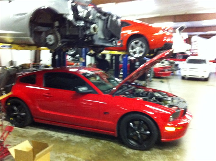 Another JayRockStang 2006 Ford Mustang post... - 15726222