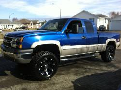 anthony125 2004 Chevrolet 1500 Extended Cab