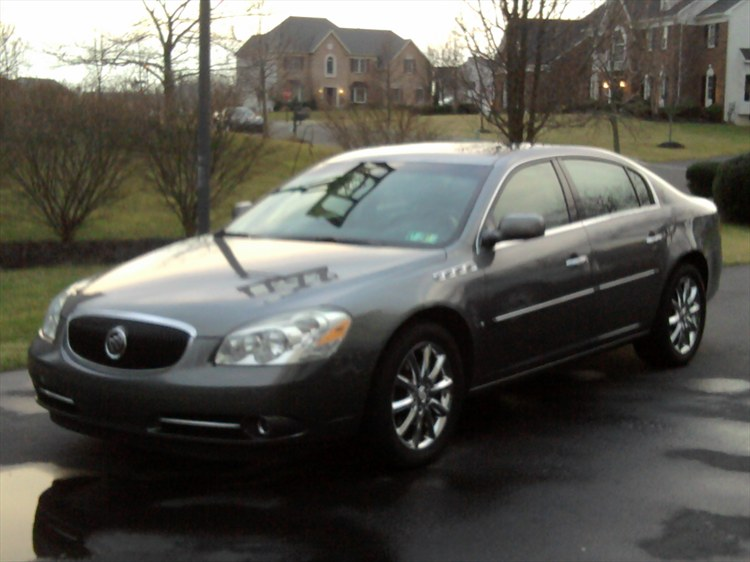 mikyraz 2007 Buick Lucerne Specs Photos Modification Info at