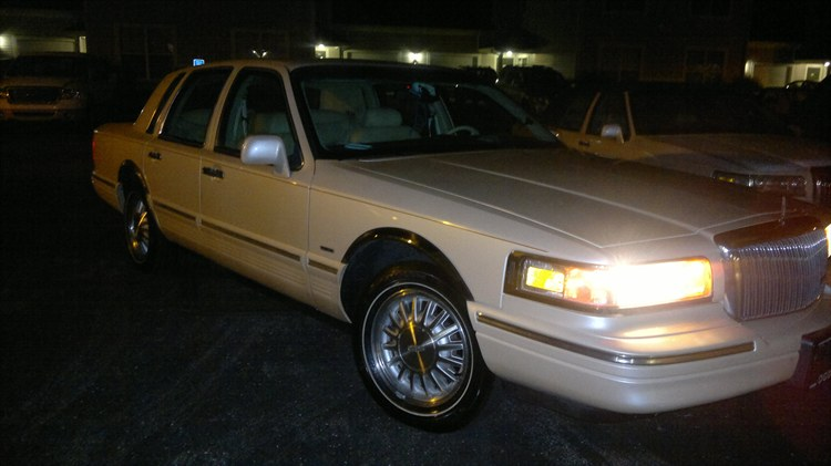 Habbhs0b 1995 Lincoln Town Car Specs, Photos, Modification