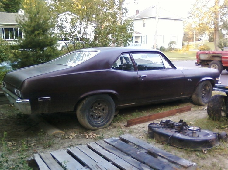 72 SS. 283,3 speed,sub frame connectors, and a posi. Fun,loud,fast car - 15836214