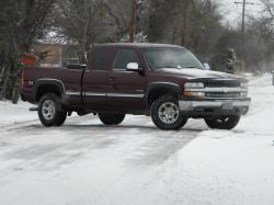 BoKnowsBass 2001 Chevrolet 1500 Extended Cab