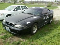 lyrikalassasin 1997 Ford Mustang