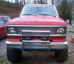 1985 Ford Ranger Regular Cab