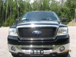 black thunder 2007 Ford F150 Super Cab