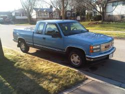 Low24s 1997 GMC Sierra (Classic) 1500 Extended Cab