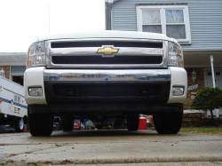 Smooth Criminal 2008 Chevrolet Silverado 1500 Extended Cab
