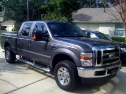 bsteeghs 2008 Ford F250 Super Duty Crew Cab