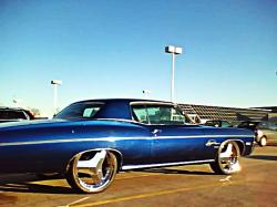 CustomCoupe68s 1968 Chevrolet Impala