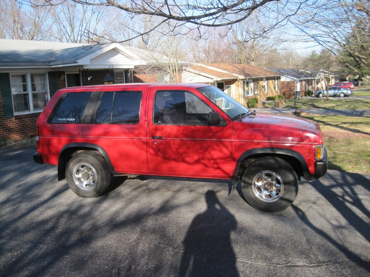 Toyota Of Hopkinsville >> Scotts_toy 1995 Nissan PathfinderXE Sport Utility 4D Specs, Photos, Modification Info at CarDomain