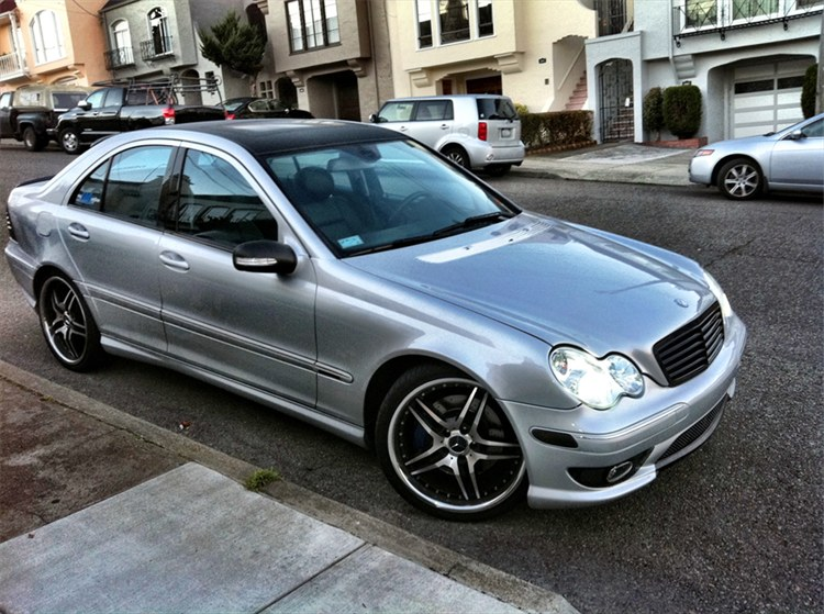 Vince415 2007 Mercedes-Benz C-ClassC230 Sport Sedan 4D Specs, Photos, Modification Info at CarDomain