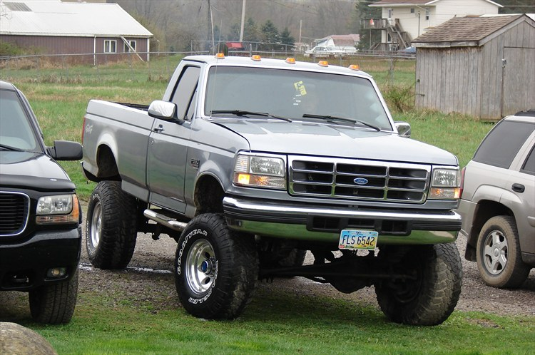 7 3 Powerstroke Specs >> ODY_DJR 1997 Ford F350 Regular CabLong Bed Specs, Photos, Modification Info at CarDomain