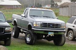 ODY_DJR 1997 Ford F350 Regular Cab