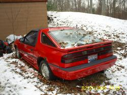 CoyotePunisher 1988 Dodge Daytona