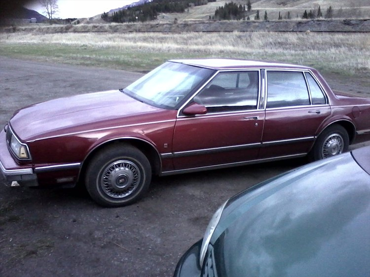waiteaminute 1989 oldsmobile 88 specs  photos