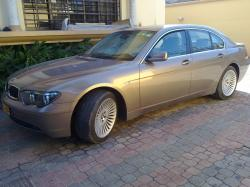 AllyDawoods 2002 BMW 7 Series