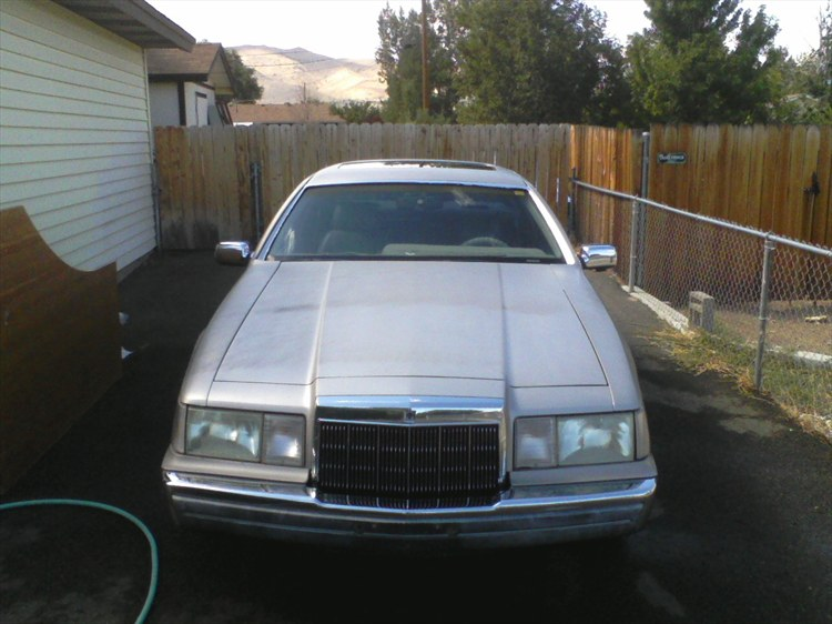 wynsmth 1989 Lincoln Mark VII
