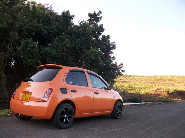 jegen 2005 nissan micra specs photos modification info at cardomain. Black Bedroom Furniture Sets. Home Design Ideas