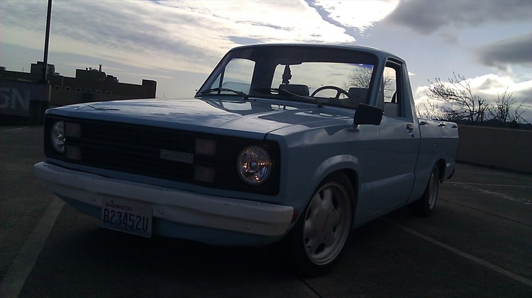 1980 ford courie 1980 Ford Courier