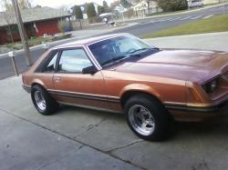 MustangKid95 1984 Ford Mustang