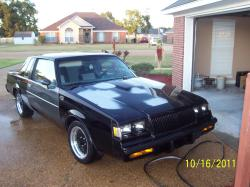 601Shep601 1987 Buick Grand National