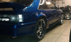 bigtony51 1990 Ford Mustang