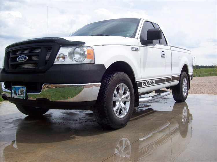GENT OF Gs 2005 Ford Roush F-150