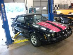 -Dylan-'s 1983 Ford Mustang