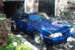 markey34 1987 Ford Mustang