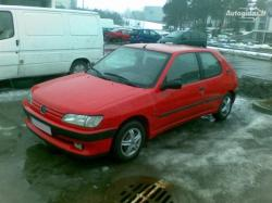 selter 1996 Peugeot 306