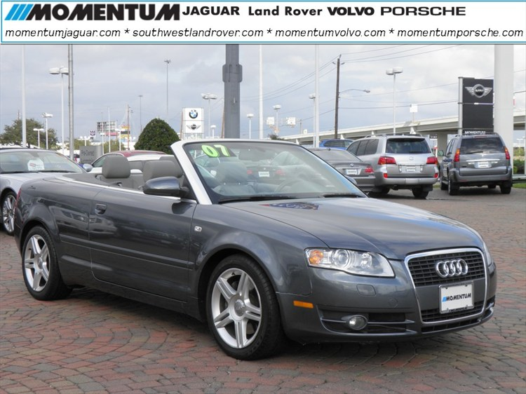 kurtwitt 2007 audi a42 0t cabriolet convertible 2d specs photos modification info at cardomain. Black Bedroom Furniture Sets. Home Design Ideas