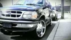 Dopeswagg Aggie 1998 Ford Explorer
