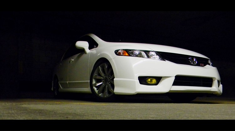 2010 honda civic si mods submited images