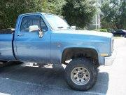 Chevyboy8492 1984 Chevrolet 2500 Regular Cab