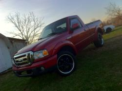 2007 Ford Ranger Regular Cab