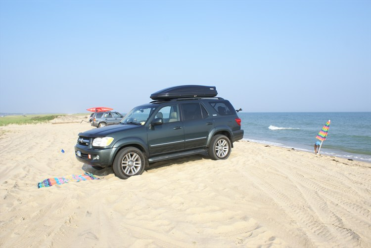 thedeft1 2006 Toyota Sequoia