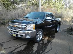 metalhead91 2012 Chevrolet 1500 Extended Cab