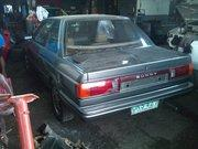 showmesomeboost 1986 Nissan Sunny